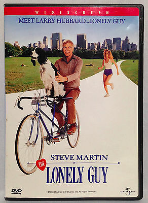 The Lonely Guy (DVD, 1983) Widescreen, Steve Martin, Charles Grodin, Judith Ivey