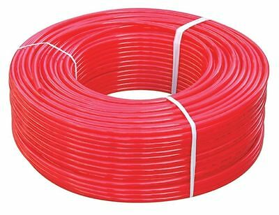 """1/2"""" x 100ft Red Pex Tubing/Pipe Pex-B 1/2-inch 100 ft Potable Water Non-Barrier"""