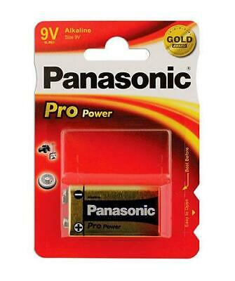 Connect 30656 Panasonic Pro Power PP3 9v Battery 12 Cards of 1