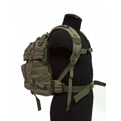 "RUSSIAN ARMY ASSAULT BACKPACK ""Condor"" 25L ORIGINAL SPOSN SSO!!! OLIVE! NEW!!!"