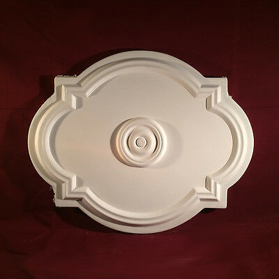 Ceiling Rose Georgian Regency authentic handmade UK. ideal for restorations