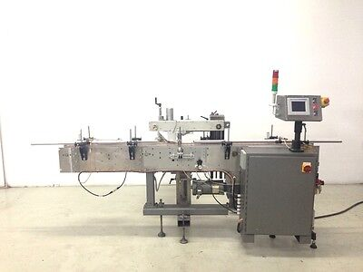 Refurbished Panel Labeler With Herma H300 Labeling Head
