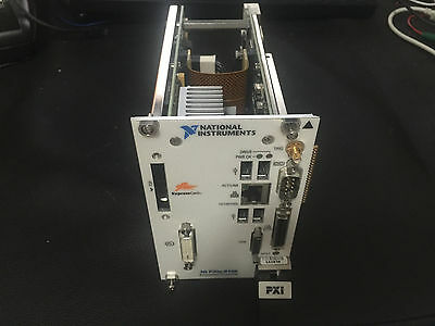 [National Instruments] NI PXIe-8106 Dual-Core 1GB Ram TESTED + 80GB Hard disk