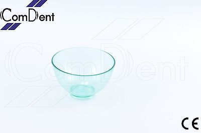 Dental Lab Flexible Alginate Mixing Bowl Rubber Mixing Bowl Small New