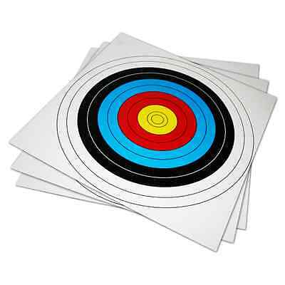 archery paper target faces x 100 beat price on ebay