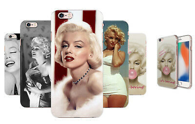 Marilyn Monroe Art Fashion Quote Pin Up Art Phone Cover Case Fits