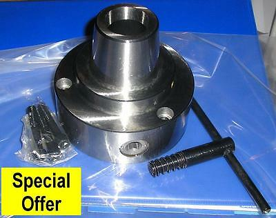 "Gloster 5C collet chuck for lathes, mills or grinders, 5"" (125mm) diameter"