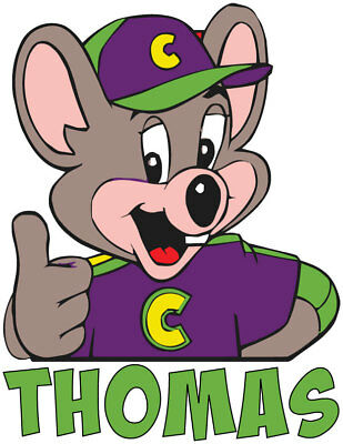 Personalized Chuck E Cheese T-Shirt
