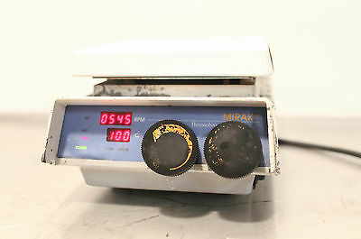 Thermolyne Mirak 1200 rpm Stirrer / 540˚C Hotplate SP72725 - Barnstead Thermo