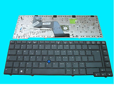 NEW HP EliteBook 8440p 8440w Series US KEYBOARD 594052-001