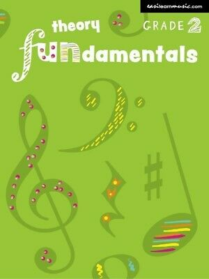 EasiLEARN Theory Fundamentals Grade 2 Book *NEW* AMEB / ANZCA syllabus, Music