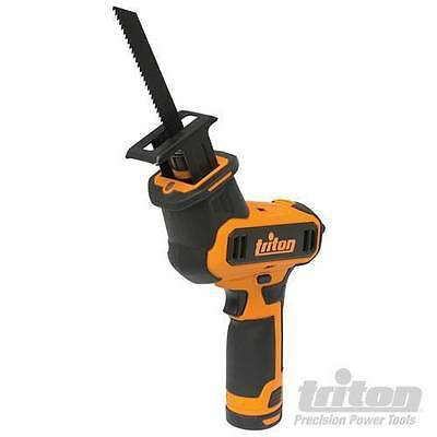 TRITON T12 12V RECIPROCATING SAW WITH 2 X 1.5Ah BATTERIES