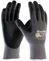 WURTH Maxi-Flex Dry Fit Mechanic Plumber Garage Washable Gloves Size: 9 (L) PAIR