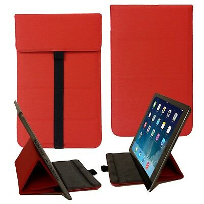 """Universal Slip In Pouch Case Cover Stand For 8"""" inch - 9.7"""" inch PC Tablet"""