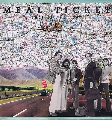 Meal Ticket – Code Of The Road – INS 3008 – LP Vinyl Record