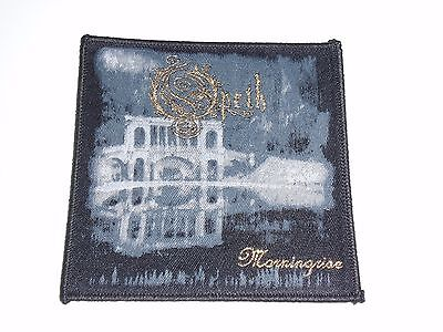 Opeth Morningrise Woven Patch
