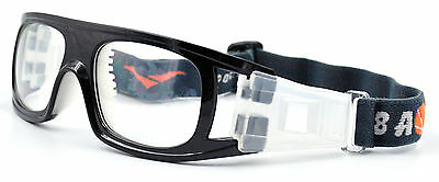 Sport Goggles Basketball Safety Protective Football Soccer Prescription Rx-able