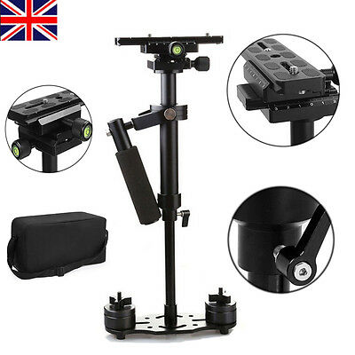 S60 60cm Mini Handheld Stabilizer Steadycam Steadicam for DSLR Cameras UK Stock