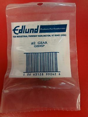 Edlund G004SP Gear For #2 Can Opener #932