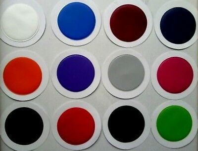 1 TAX DISC-PERMIT HOLDER/ - test me - pick any colour (not pan tone colours)???