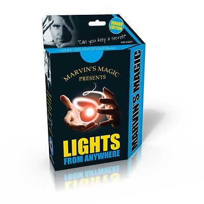 Marvin's Magic Lights from Anywhere Junior NEW
