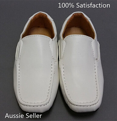 Kids Formal Shoes/Party shoes/School Shoes White