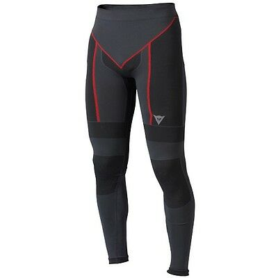 Dainese Seamless Active Short Motorcycle Motorbike Base Layer Black / Anthracite