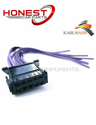 Repair Kit Renault Scenic 2 Megane 2 Heater Blower Resistor Wiring Loom Harness