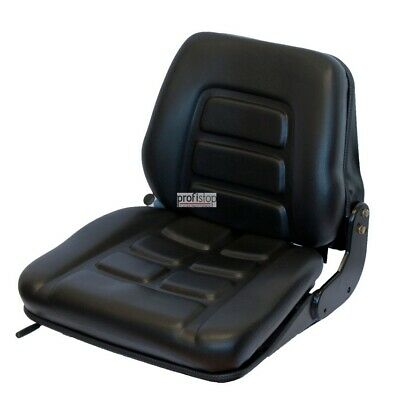 Forklift Seat PS12 GS12 low Suspension apt Toyota Electro Diesel Electro Tug