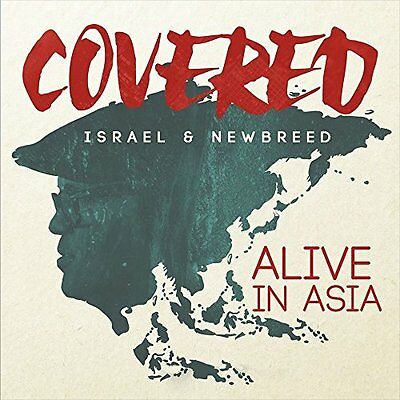 Israel & New Breed-Covered: Alive In Asia  CD NEU