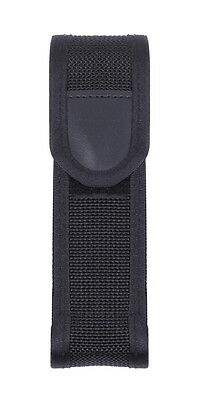 LARGE MK4 MKIV Police Nylon Poly Web Pepper Spray OC Mace Case Holder Belt Loop