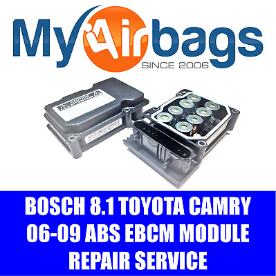 Fits Bosch 8.1 Abs Module Repair For Part # 0265800534 982 Toyota