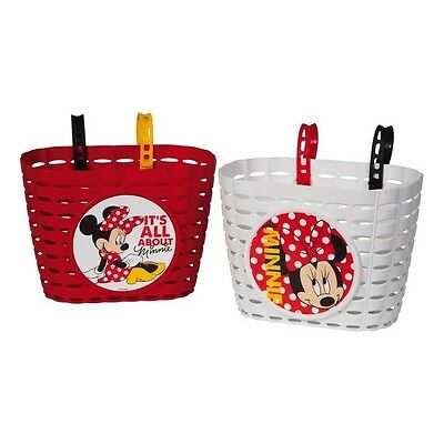"""WIDEK Kids Basket """"Minnie Mouse"""" red/white sorted 455540"""