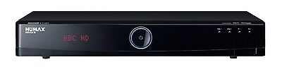 HUMAX HDR-FOX T2 1TB HD Twin Tuner Freeview HDD Recorder