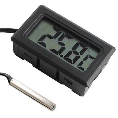 Mini Digital LCD Indoor Temperature Humidity Meter Thermometer Hygrometer Sensor