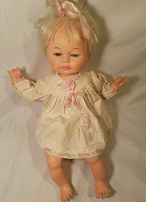 Old Baby Doll - Horsman Dolls Inc. 1967 - Needs Cleaning