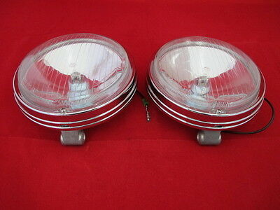 Ford Falcon Xw Xy Gt Driving Light Pair Brand New Spot Lights