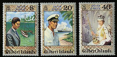 Gilbert Islands   1977   Scott # 293-295  MNH Set