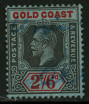 Gold Coast   1921-25   Scott #92   USED