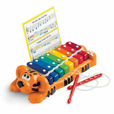 Jungle Jamboree Tunes Tiger 2 in 1 Piano/Xylphone from Little Tikes 629877