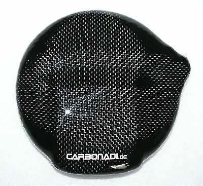 Kawasaki Zxr400 89-99 Carbon Limadeckel Motordeckel Cover Carbone Carbono Engine
