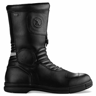 Xpd X-Tourer H2Out Waterproof Motorcycle Boots- Rrp$249--65% Off