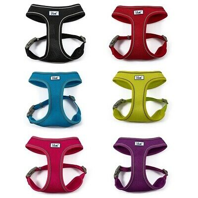 Ancol Comfort Soft Mesh Padded Adjustable Dog Puppy Comfortable Harness