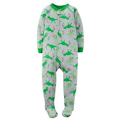 Toddler Boys' Snug Fit Cotton Footed Pajama - Just One You™ Made by Carter's®