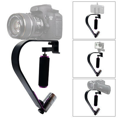 Mcoplus Handheld Video Stabilizer Steadycam for Gopro Cellphone iPhone 6 6s