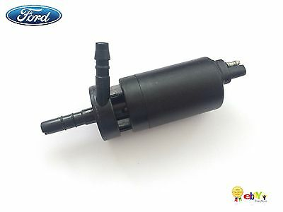 Ford Headlight Windscreen Cleaning Washer Water Pump 1.0 1.1 1.3 1.4 1.6 Xr2 1.8
