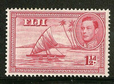 Fiji   1938  Scott # 119  Mint Lightly Hinged