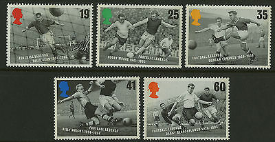 Great Britain   1996   Scott #1663-1667    Mint Never Hinged Set