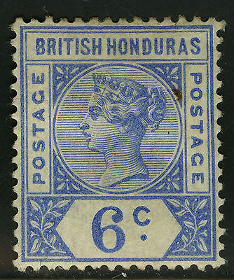 British Honduras  1891-98   Scott # 42  MHH