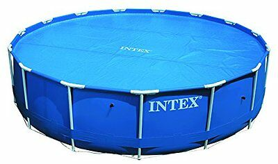 Intex Solar Pool Cover for 12ft Frame or Easy Set Pools #29022